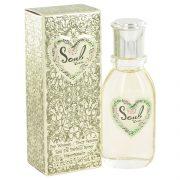 Curve Soul by Liz Claiborne Eau De Parfum Spray 1.7 oz Women