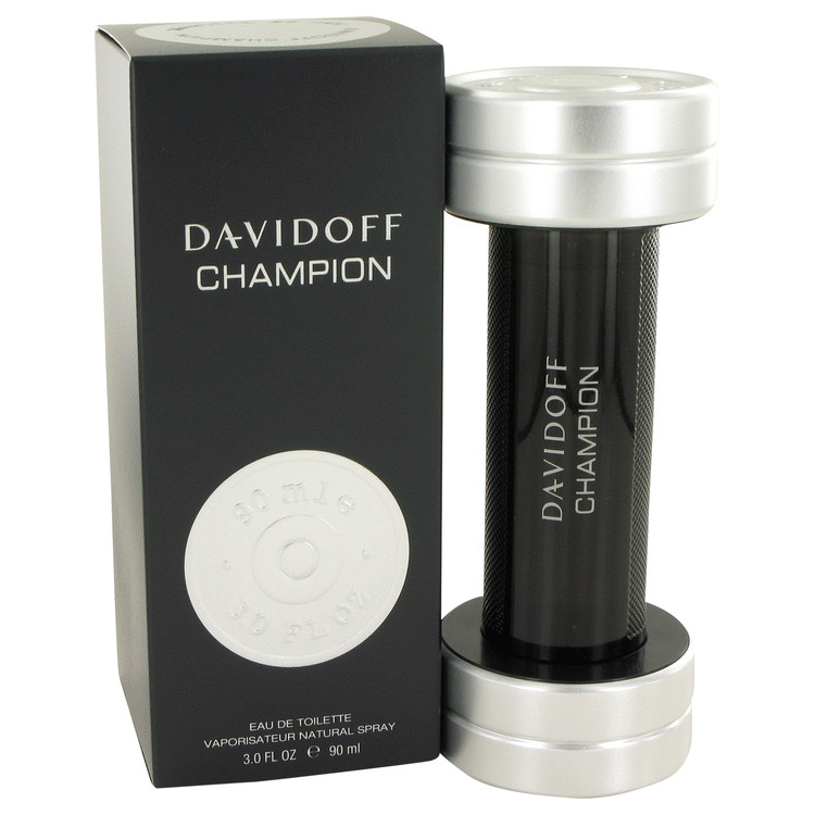 Davidoff Champion by Davidoff Eau De Toilette Spray 3 oz Men