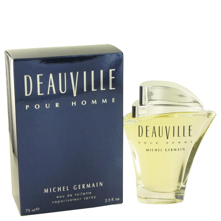 Deauville by Michel Germain Eau De Toilette Spray 2.5 oz Men