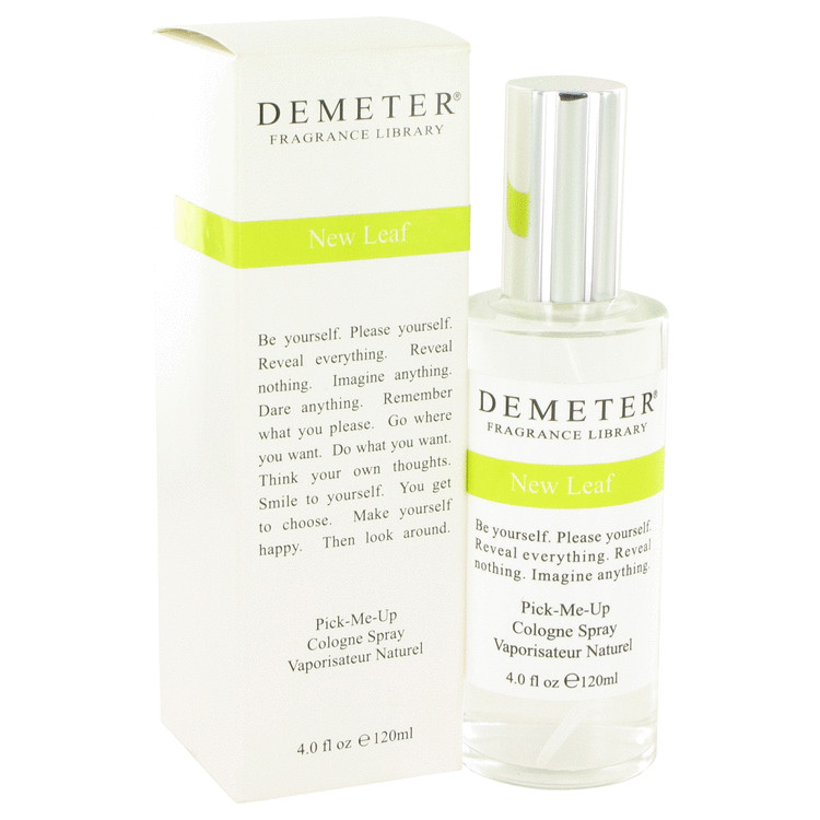 Demeter by Demeter New Leaf Cologne Spray 4 oz Women