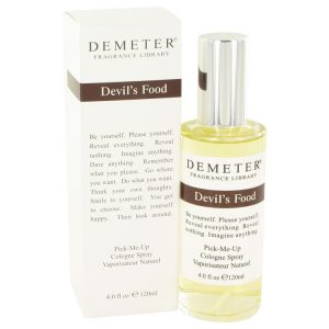 Demeter by Demeter Devil's Food Cologne Spray 4 oz Women