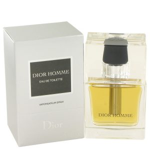 Dior Homme by Christian Dior Eau De Toilette Spray 1.7 oz Men