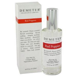 Demeter by Demeter Red Poppy Cologne Spray 4 oz Women