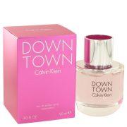 Downtown by Calvin Klein Eau De Parfum Spray 3 oz Women