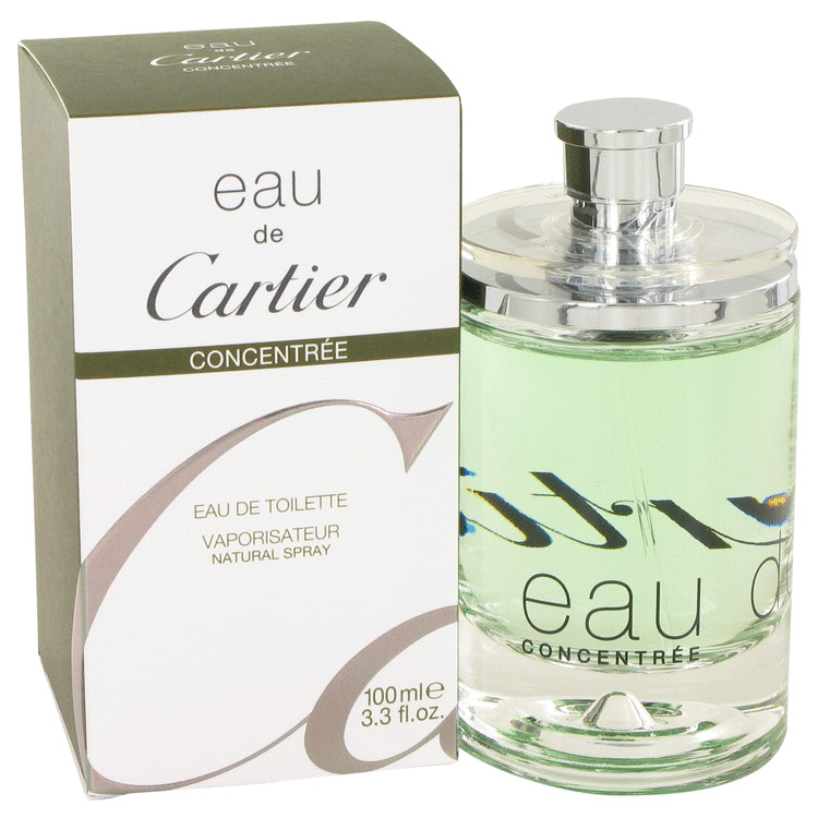 b4f2291eab0 EAU DE CARTIER by Cartier Eau De Toilette Spray Concentree (Unisex ...
