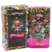 Ed Hardy Hearts & Daggers by Christian Audigier Eau De Parfum Spray 3.4 oz Women