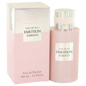 Emotion Essence by Weil Eau De Parfum Spray 3.3 oz Women