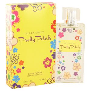 Pretty Petals by Ellen Tracy Eau De Parfum Spray 2.5 oz Women
