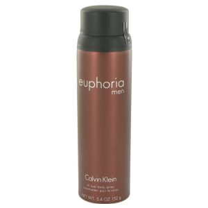Euphoria by Calvin Klein Body Spray 5.4 oz Men