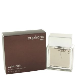 Euphoria by Calvin Klein Eau De Toilette Spray 1.7 oz Men