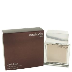 Euphoria by Calvin Klein Eau De Toilette Spray 3.4 oz Men