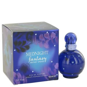 Fantasy Midnight by Britney Spears Eau De Parfum Spray 1.7 oz Women
