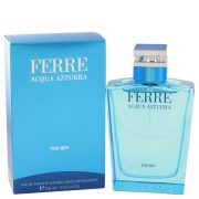 Ferre Acqua Azzurra by Gianfranco Ferre Eau De Toilette Spray 3.4 oz Men