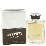 Ferrari Uomo by Ferrari Eau De Toilette Spray 1.7 oz Men