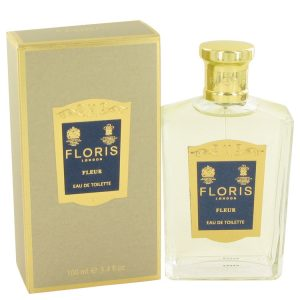 Floris Fleur by Floris Eau De Toilette Spray 3.4 oz Women