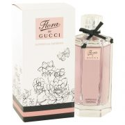 Flora Gorgeous Gardenia by Gucci Eau De Toilette Spray 3.3 oz Women