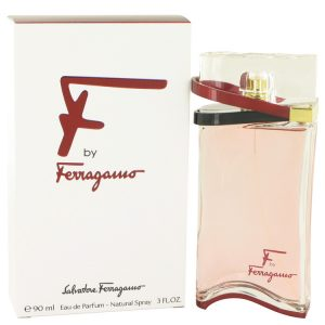 F by Salvatore Ferragamo Eau De Parfum Spray 3 oz Women