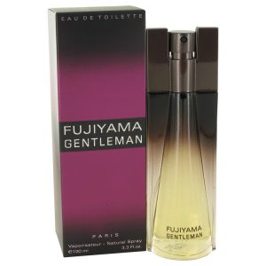 Fujiyama Gentleman by Succes de Paris Eau De Toilette Spray 3.4 oz Men