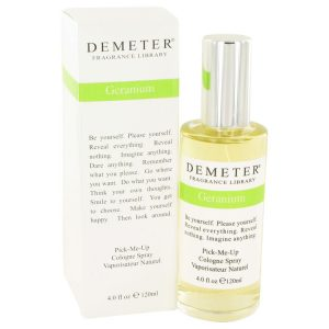 Demeter by Demeter Geranium Cologne Spray 4 oz Women