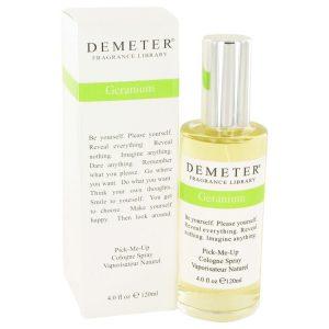 Demeter by Demeter Geranium Cologne Spray 4 oz Women