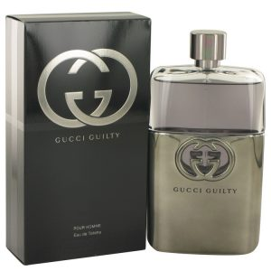 Gucci Guilty by Gucci Eau De Toilette Spray 5 oz Men
