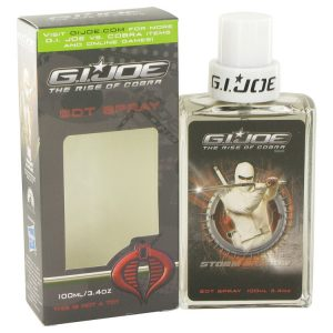 GI Joe Cobra by Marmol & Son Eau De Toilette Spray 3.4 oz Men