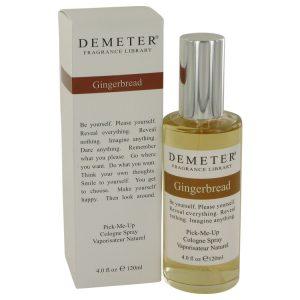 Demeter by Demeter Gingerbread Cologne Spray 4 oz Women