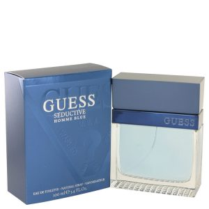 Guess Seductive Homme Blue by Guess Eau De Toilette Spray 3.4 oz Men