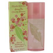 Green Tea Cherry Blossom by Elizabeth Arden Eau De Toilette Spray 3.3 oz Women