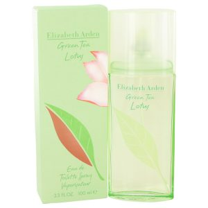 Green Tea Lotus by Elizabeth Arden Eau De Toilette Spray 3.3 oz Women