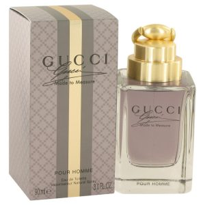 Gucci Made to Measure by Gucci Eau De Toilette Spray 3 oz Men