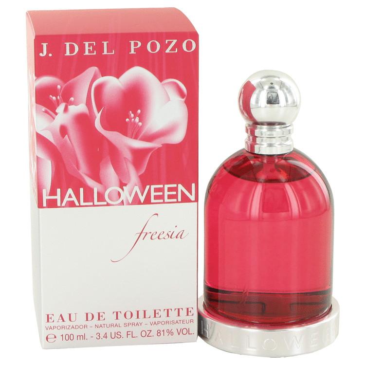 Halloween Freesia by Jesus Del Pozo Eau De Toilette Spray 3.4 oz Women