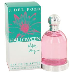 Halloween Water Lilly by Jesus Del Pozo Eau De Toilette Spray 3.4 oz Women