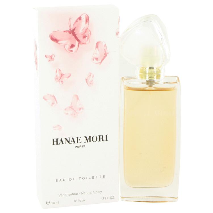 HANAE MORI by Hanae Mori Eau De Toilette Spray 1.7 oz Women
