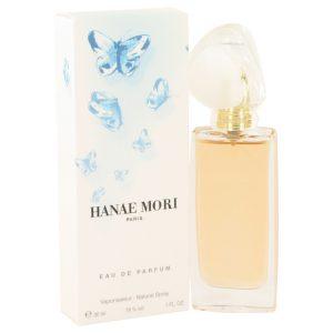 HANAE MORI by Hanae Mori Eau De Parfum Spray (Blue Butterfly) 1 oz Women