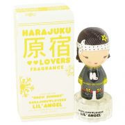 Harajuku Lovers Snow Bunnies Lil' Angel by Gwen Stefani Eau De Toilette Spray .33 oz Women