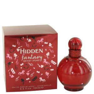 Hidden Fantasy by Britney Spears Eau De Parfum Spray 3.4 oz Women