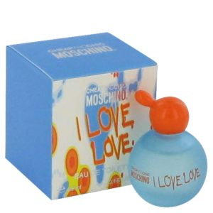 I Love Love by Moschino Mini EDT .17 oz Women