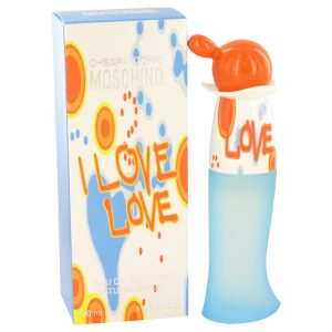 I Love Love by Moschino Eau De Toilette Spray 1 oz Women