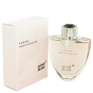 Individuelle by Mont Blanc Eau De Toilette Spray 1.7 oz Women