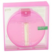 INFERNO PARADISO PINK by Benetton Eau De Toilette Spray 3.4 oz Women