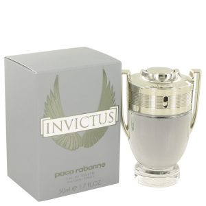 Invictus by Paco Rabanne Eau De Toilette Spray 1.7 oz Men