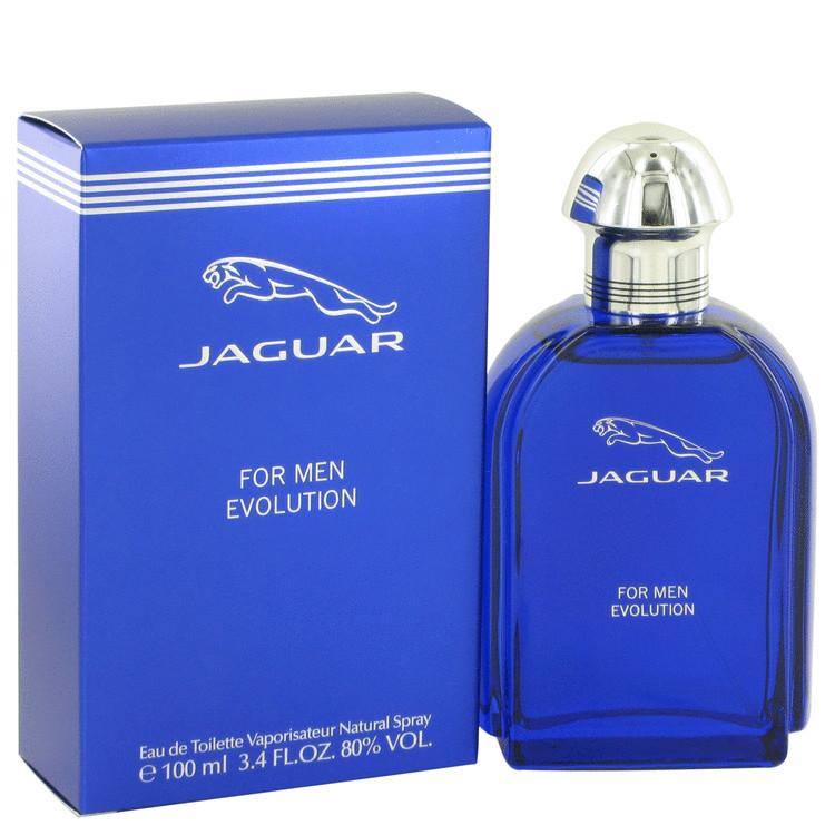 Jaguar Evolution by Jaguar Eau De Toilette Spray 3.4 oz Men