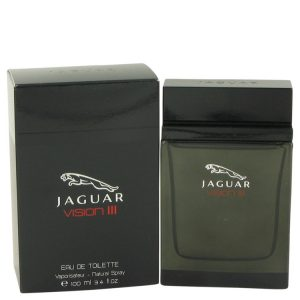 Jaguar Vision III by Jaguar Eau De Toilette Spray 3.4 oz Men