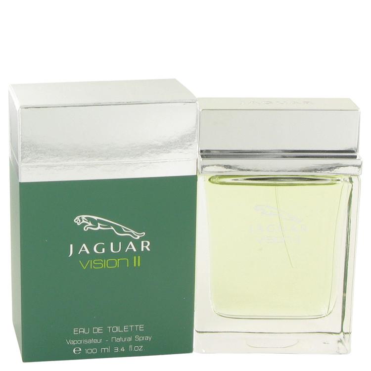 Jaguar Vision II by Jaguar Eau De Toilette Spray 3.4 oz Men