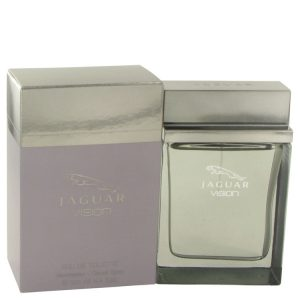 Jaguar Vision by Jaguar Eau De Toilette Spray 3.4 oz Men