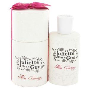Miss Charming by Juliette Has a Gun Eau De Parfum Spray 3.4 oz Women