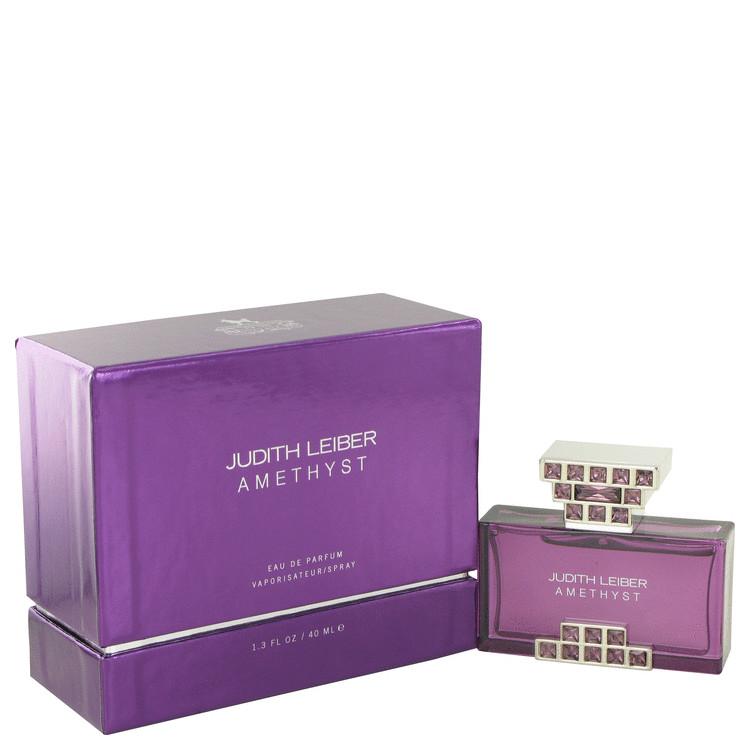 Judith Leiber Amethyst by Judith Leiber Eau De Parfum Spray 1.3 oz Women