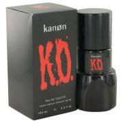 Kanon Ko by Kanon Eau De Toilette Spray 3.3 oz Men