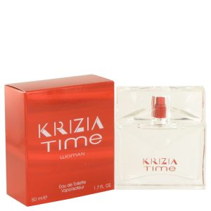 Krizia Time by Krizia Eau De Toilette Spray 1.7 oz Women